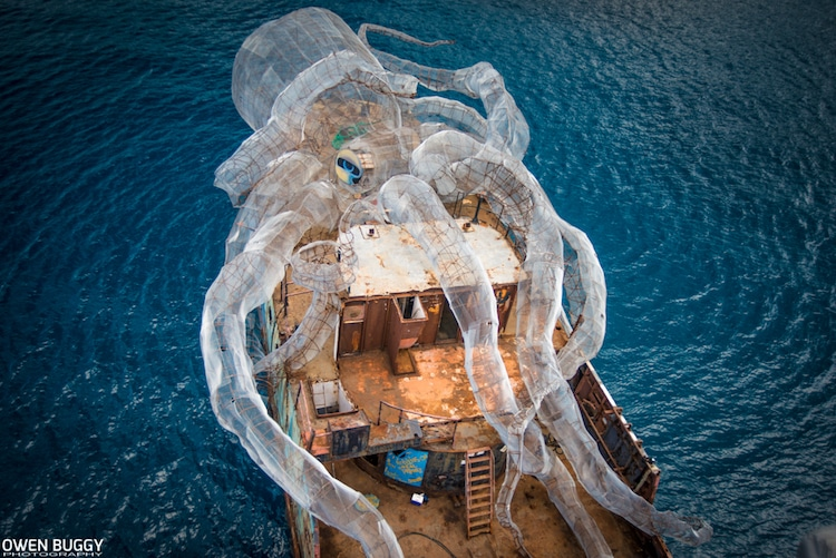 BVI Art Reef - Artificial Reef in the Virgin Islands