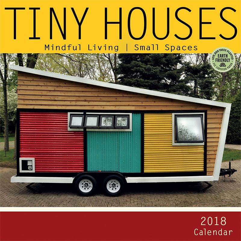 Cool Tiny Houses on Wheels Calendar