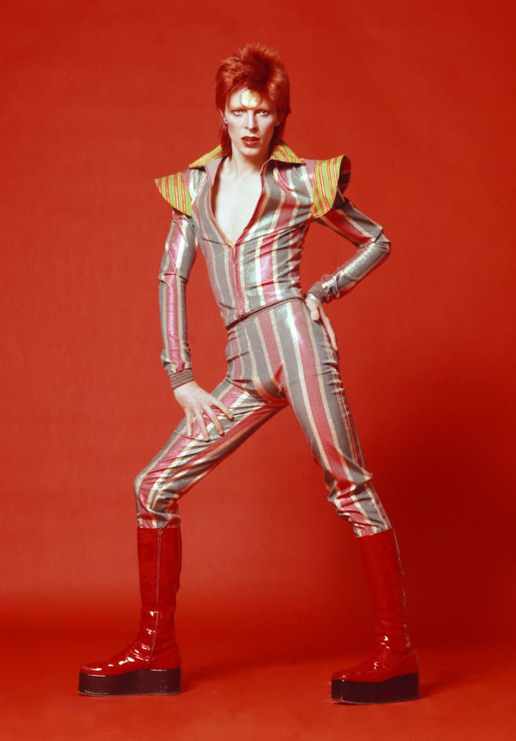 David Bowie Exhibition at The Brooklyn Museum