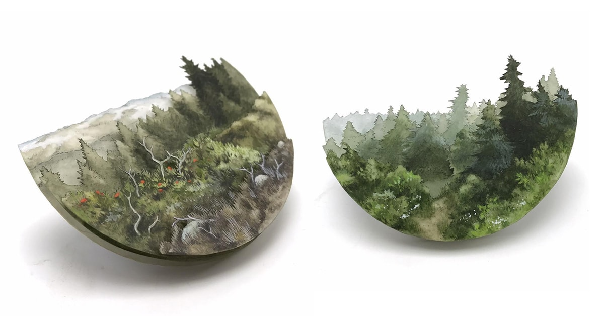 multi layer forests
