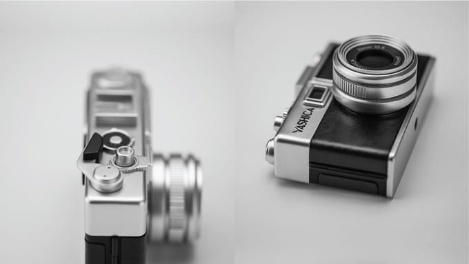 Yashica Camera Y35