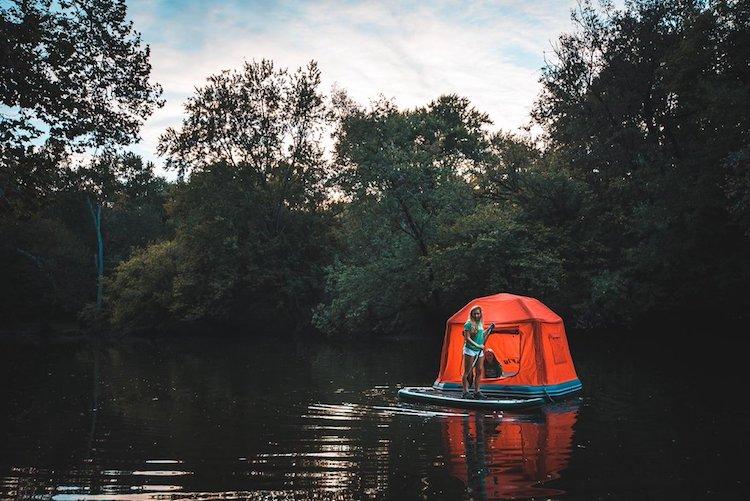 Floating Tent Smithfly