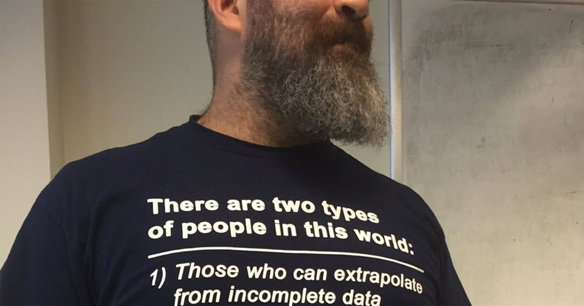 abd24f0e Economics Professor Wears Hilarious T-Shirt That Baffles His Students
