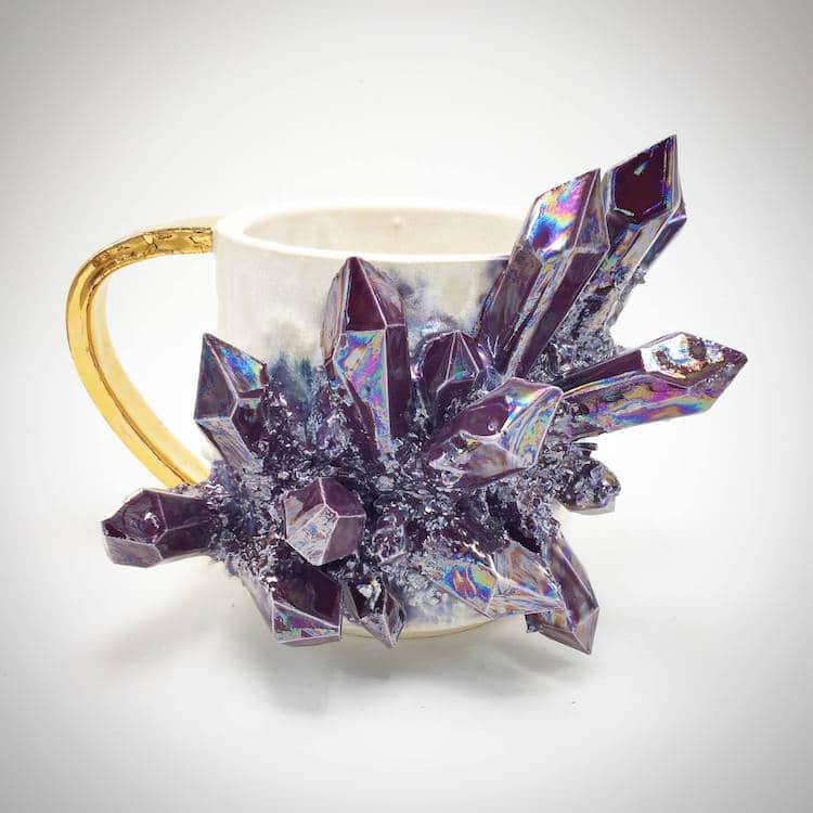 Geode Creations Geode Art Geode Jewelry Crystal