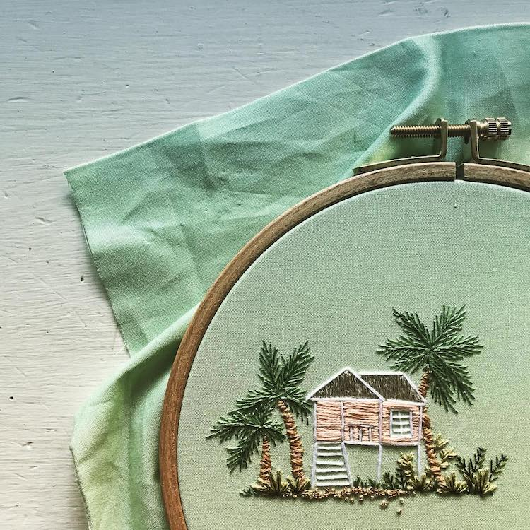 Hand Embroidery Patterns