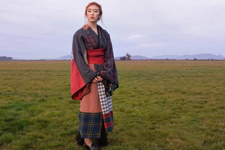 Handmade Kimono by Maya Caulfield