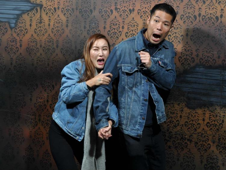 Nightmares Fear Factory haunted house niagara falls