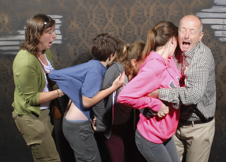 nightmares fear factory hilarious scared faces