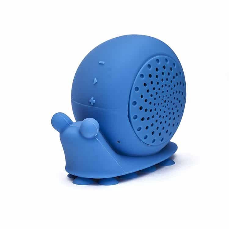 Holiday Gift Guide 2017 Snail Shower Speaker