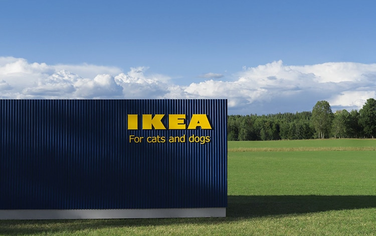 IKEA Pet Furniture Collection