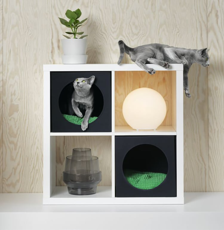 IKEAs New Pet Furniture Collection is Designed with Veterinarians