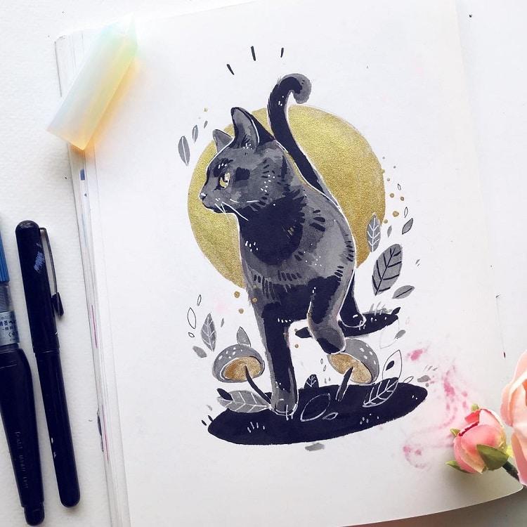 Art Challenge List