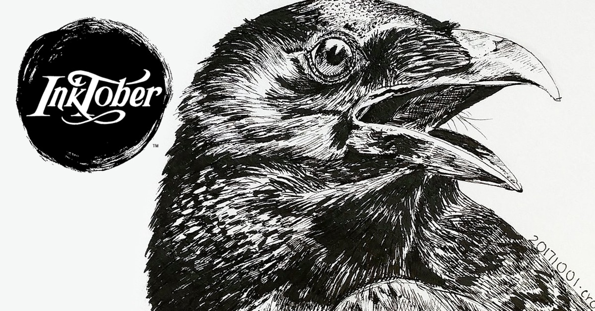 Inktober Art Challenges Invite You To Draw Every Day in October