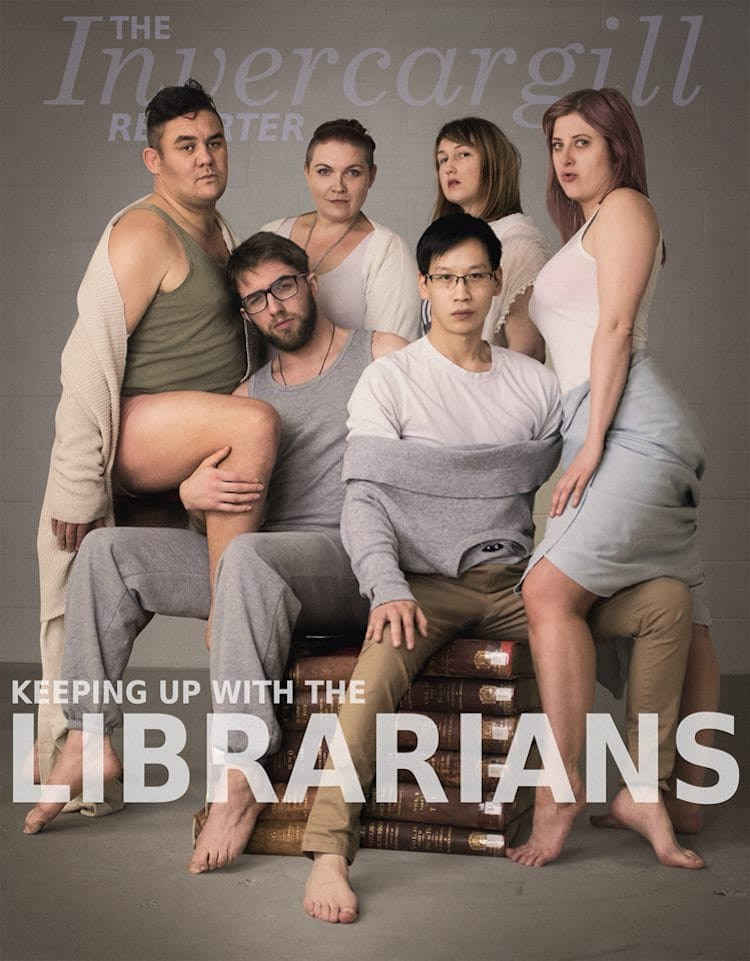 Funny Librarians Kardashian Spoof