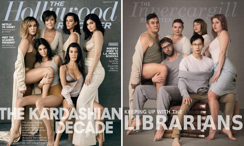 Kardashian Spoof