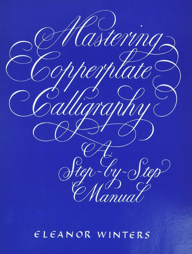 Learn Calligraphy Manual