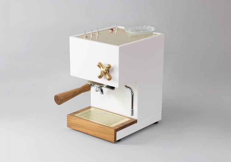 AnZa - Corian Espresso Machine