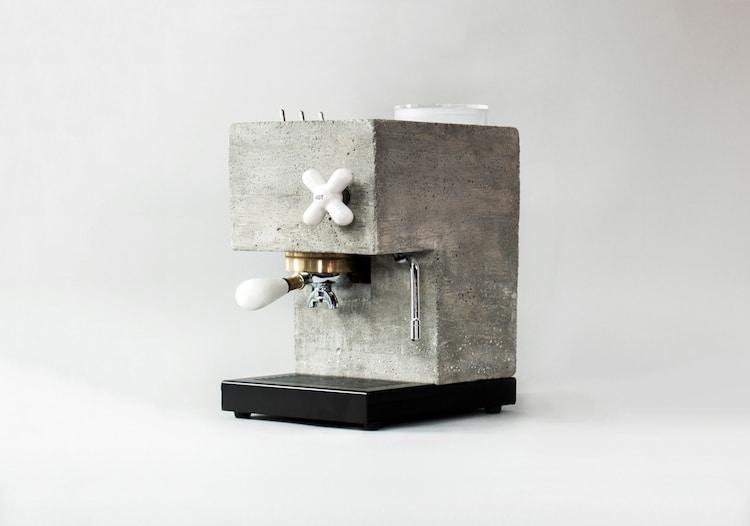 AnZa Contemporary Espresso Machine