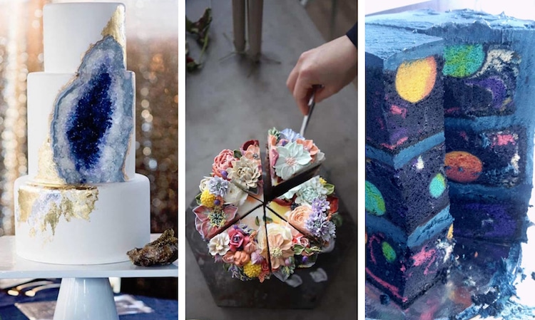 Nature-Inspired Cakes Nature Cake
