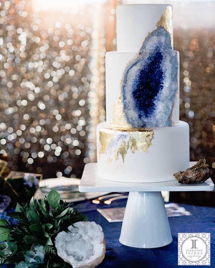 Nature-Inspired Cakes Nature Cake Geode Cake