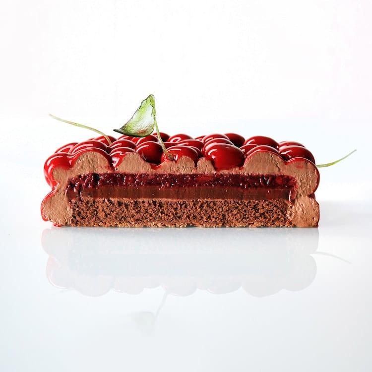 Nature-Inspired Cakes Nature Cake Fruit Cake