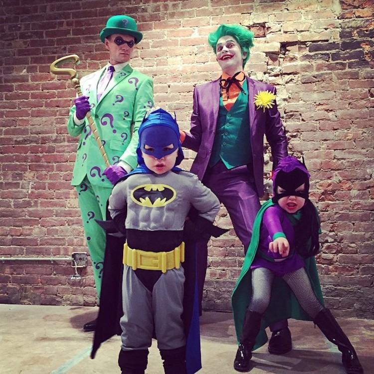Neil Patrick Harris Halloween Costumes
