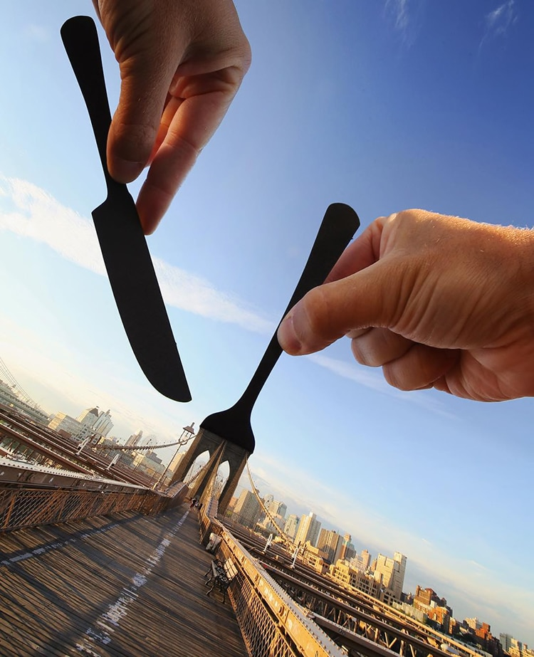 Paper Cut-Outs by Rich McCor