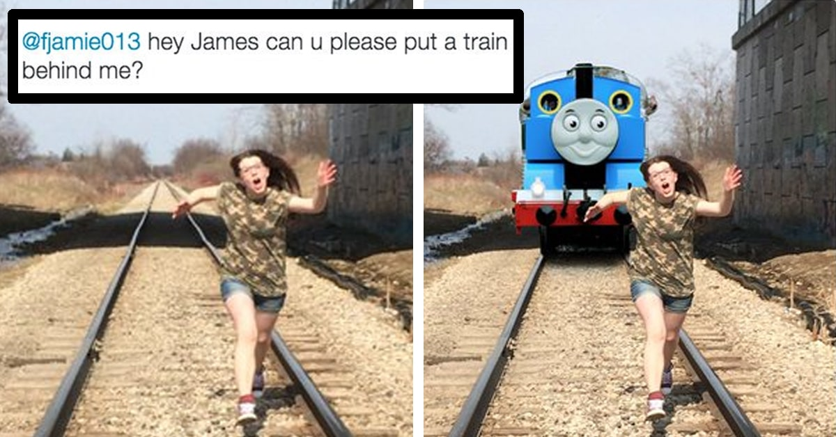 Photoshop Troll Quot Fixes Quot People S Photos By Taking Their