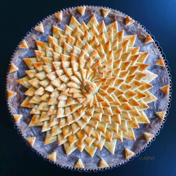 Pie Crust Designs by Karin Pfeiff Boschek