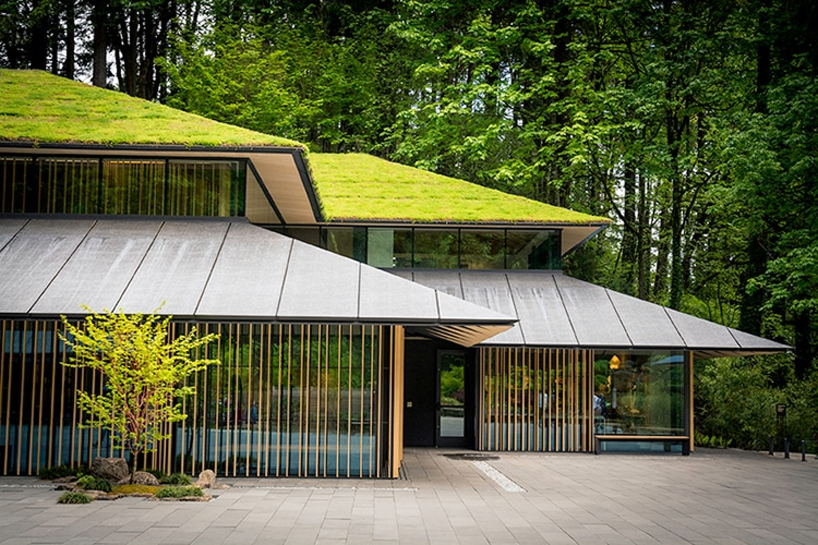 Japanese Architect Adds Cultural Village To Portland S