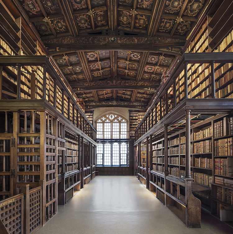Duke Humfrey's Library Oxford