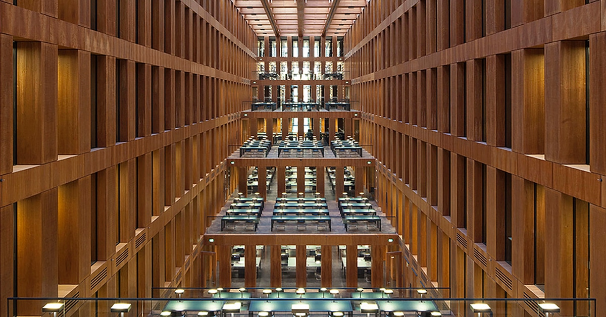 architectural photographer captures beautiful libraries
