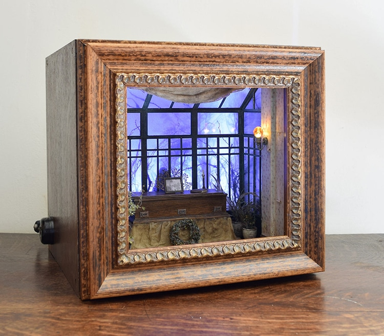 Shadow boxes by Chimerical Reveries
