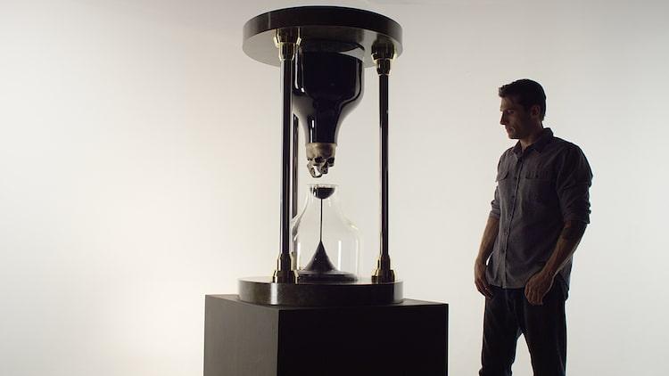 Moving Sculpture by Mesplé