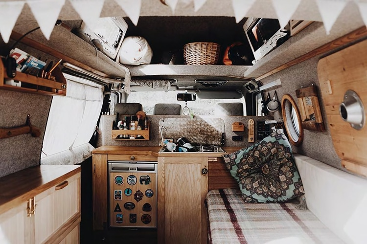 Couple Choose the Van Life and Travel 80,000 Miles Through ...
