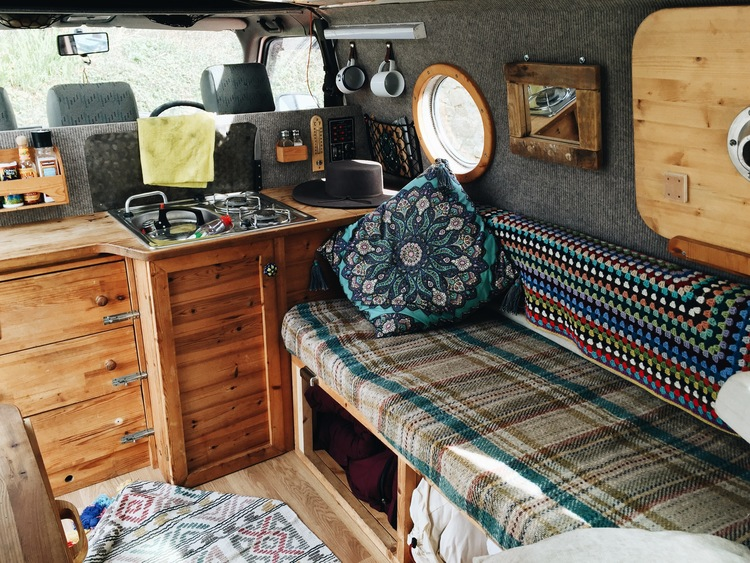 The Rolling Home Van Life