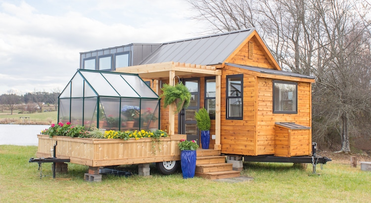 Tiny House Mobile Home
