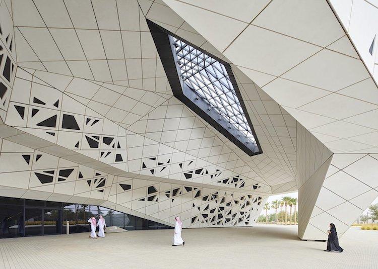 Zaha Hadid Architects - KAPSARC