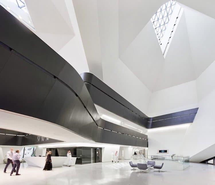 new zaha hadid architecture