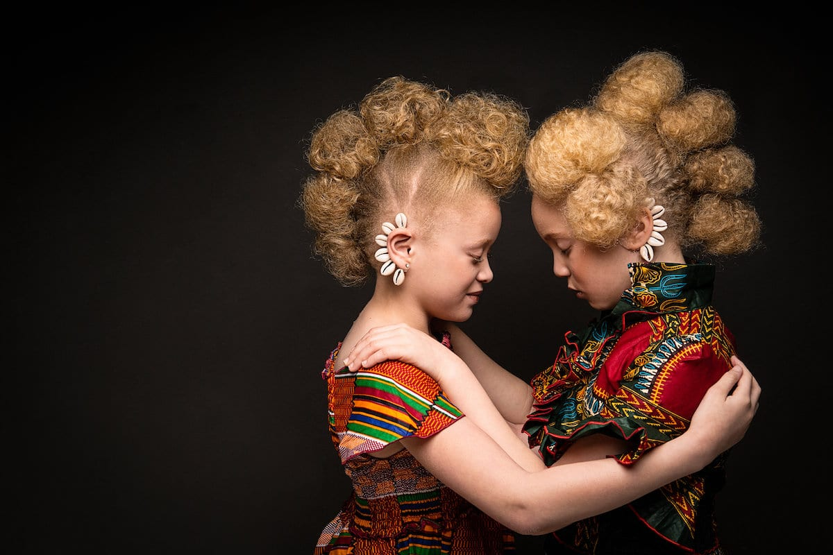 Baroque Natural Hair Photo