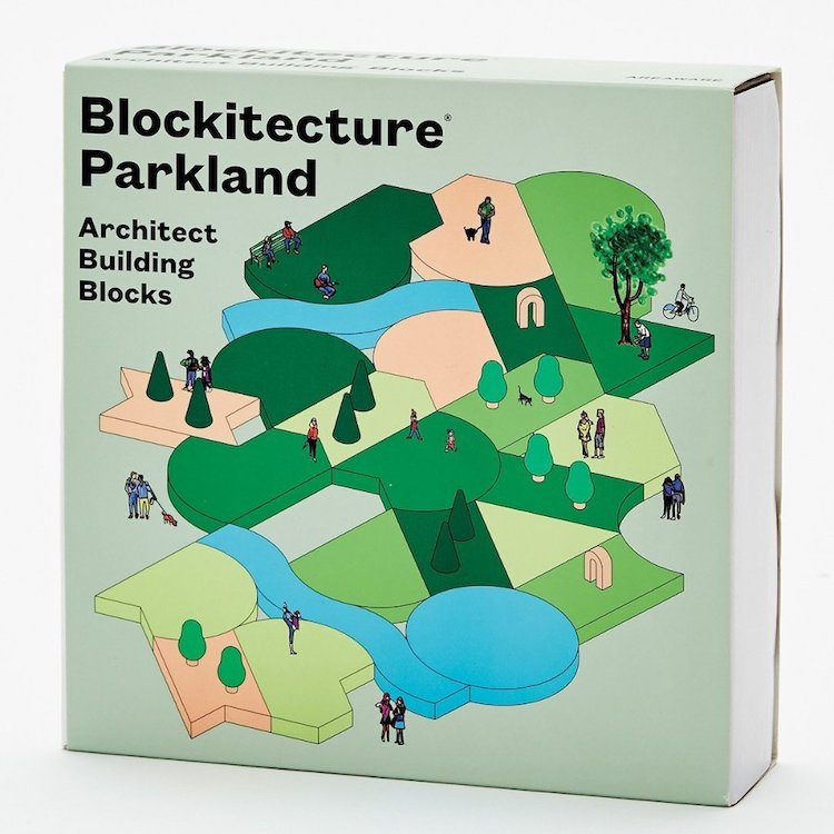 Holiday gifts Architecture Building Blocks