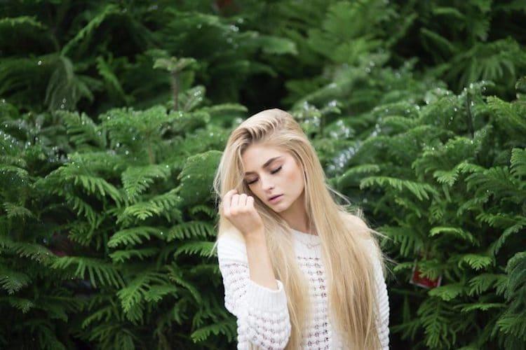 Jenna Martin - Ugly Places Photo Shoot - Lowe's