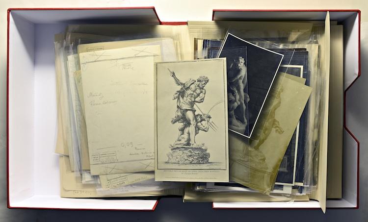 Pharos Online Photoarchive art history database