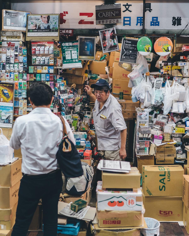 tokyo shopkeeper