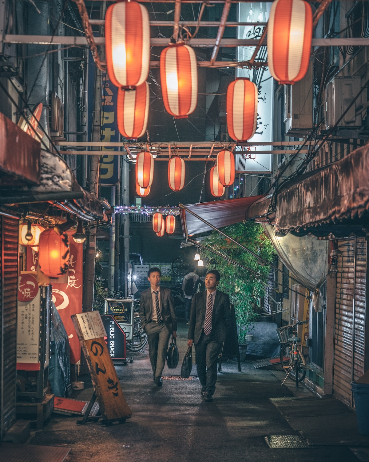 contemporary color street photography