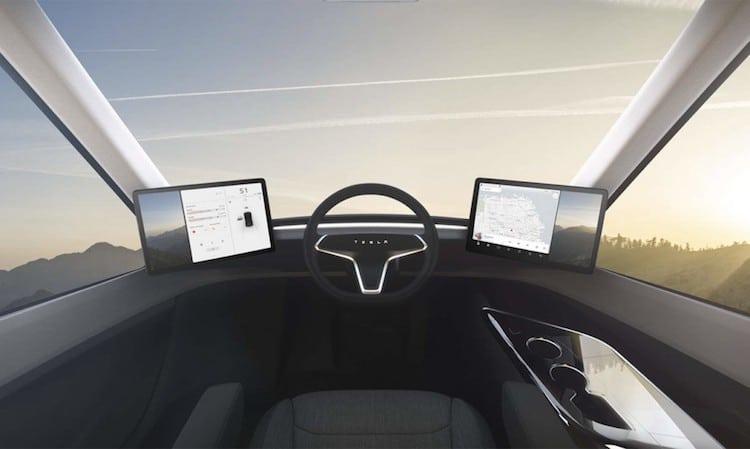 Tesla Electric Semi Trucks