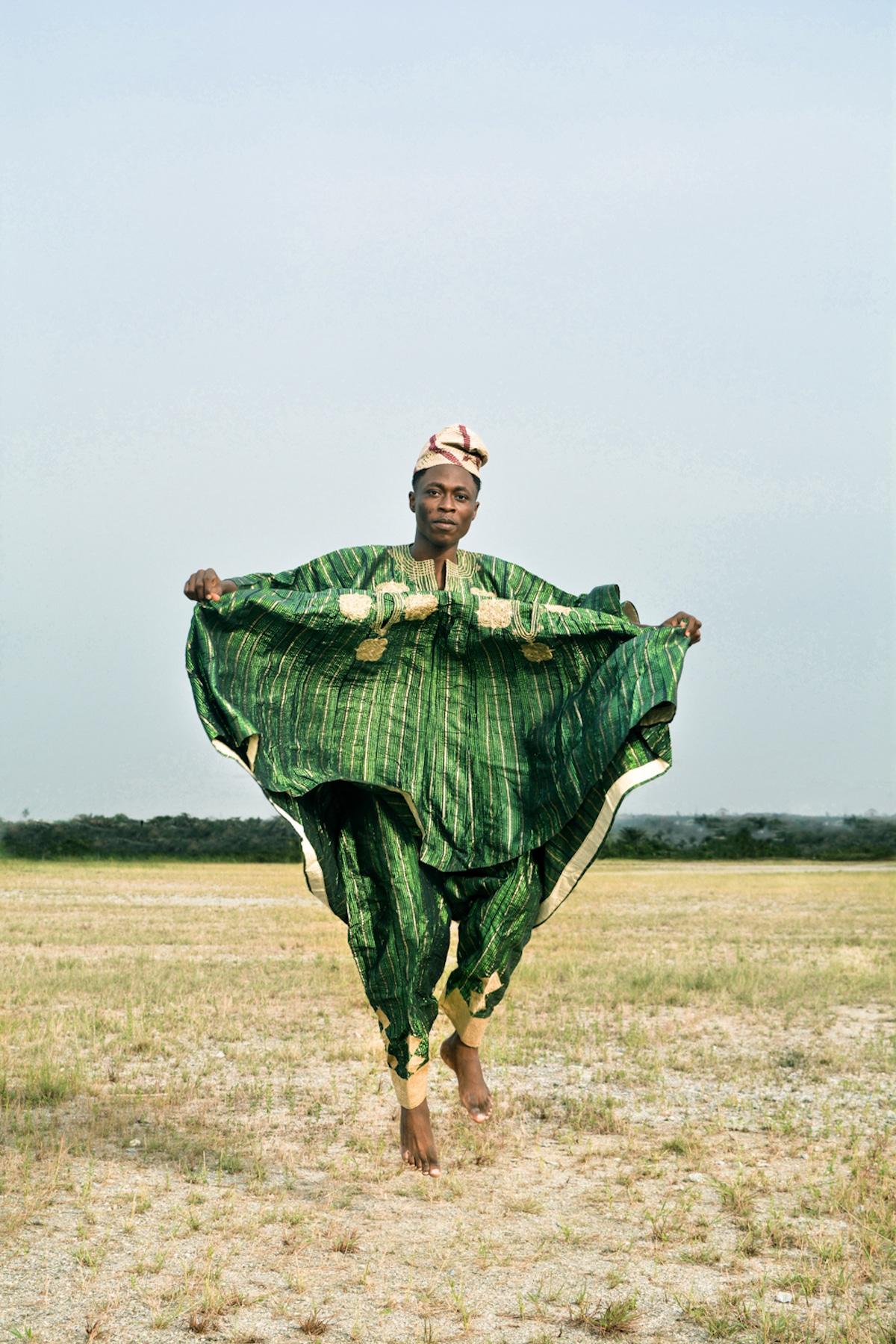 "Adeolu Osibodu - ""Losing"" Amos"