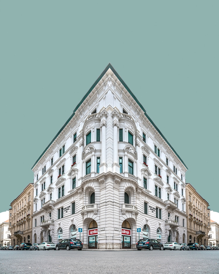 Abstract Architecture Photography by Zslot Hlinka