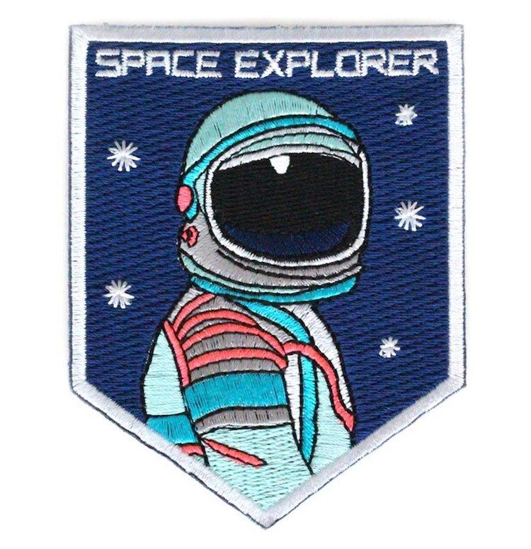 space explorer patch