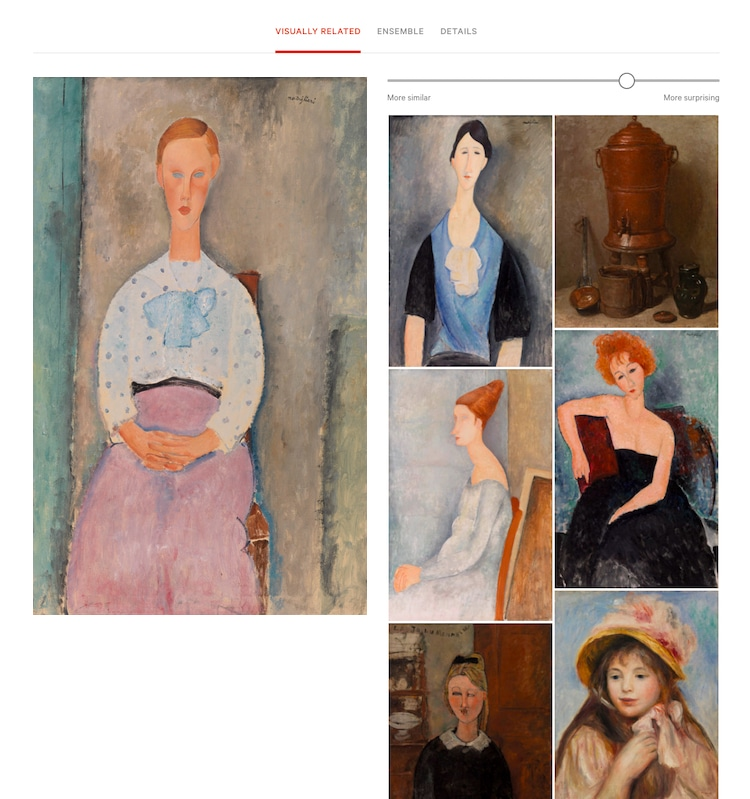 Barnes collection online